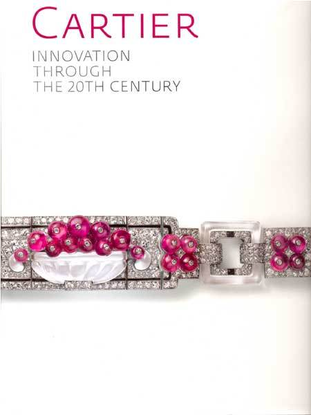 Cartier-Innovation Jewellery Book
