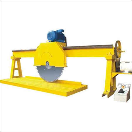 Block Sawing Machine