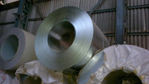 Galvanized Colour Coils