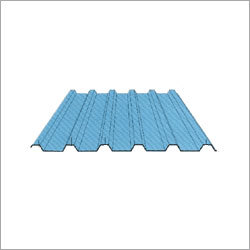 Galvanized-Colour Coated Roofing Sheets