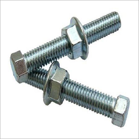 Stainless Steel Bolts & Nuts