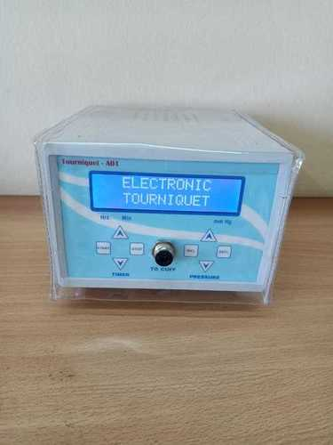 Microcontroller Based Tourniquet Electronic Unit