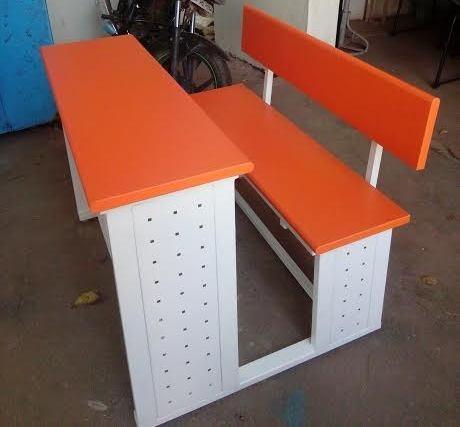 Colourful School Furniture
