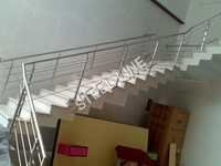 S.S Safety Railings