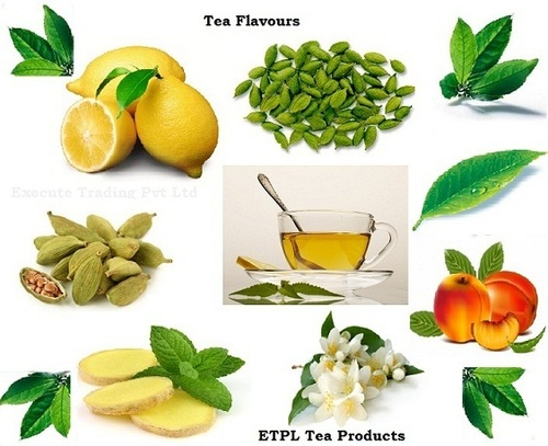 Flavored Tea Premix