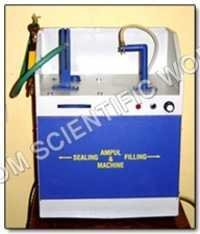 Ampule Filling And Sealing Machine