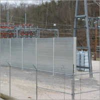 Commercial Acoustic Barrier Walls