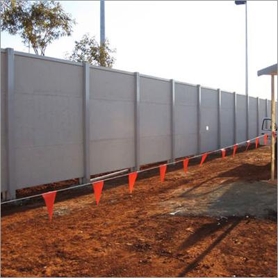 Sound Barrier Wall