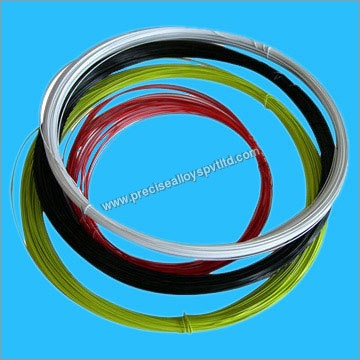 Nylon Coated Steel Wire