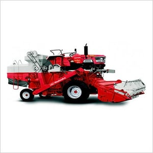 Mounted Harvester