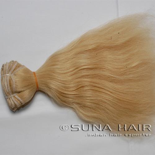 Bulk Bleached Hair
