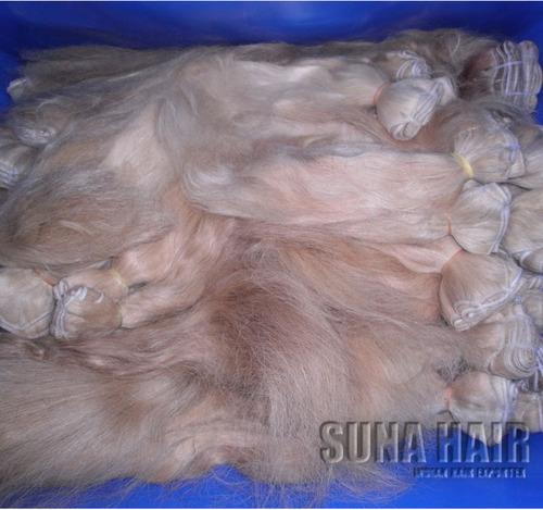 Bleached Bulk Hair