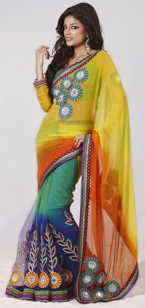Bridle Designer Sarees