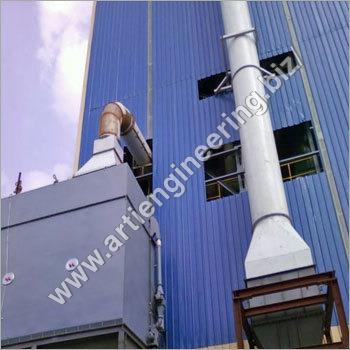 Customized Industrial Chimneys