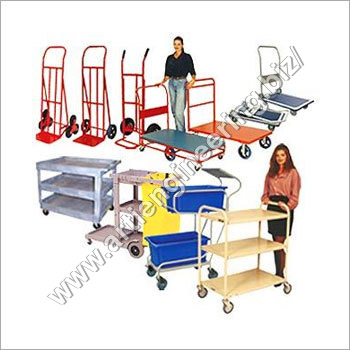 Auto Industry Trolleys