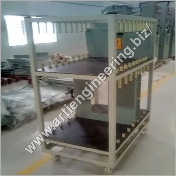 Panels Parts Handling Trolley