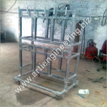Steel Storage Trolley