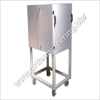 Vertical Storage Trolleys