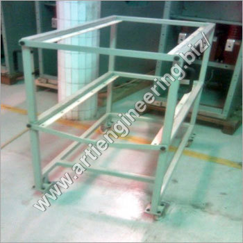 Warehouse Storage Trolley