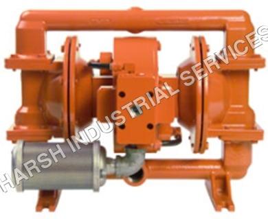 Wilden High Pressure Pumps