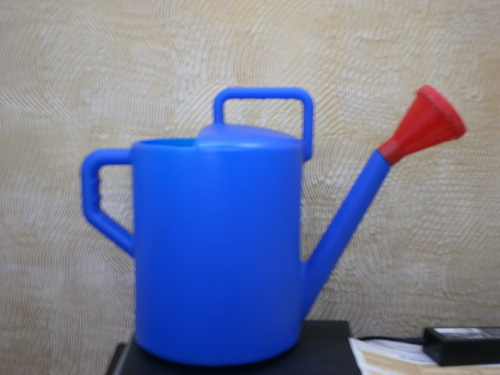 WATERING CAN 5 LTS 400 GRMS