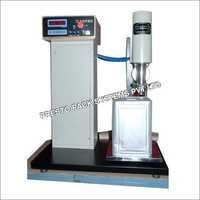 SEMI Automatic Tin Filling Machine