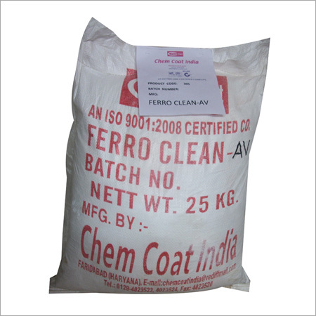 Industrial Ferro Cleaning Chemical