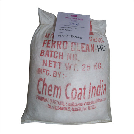 Ferro Clean HD Chemical