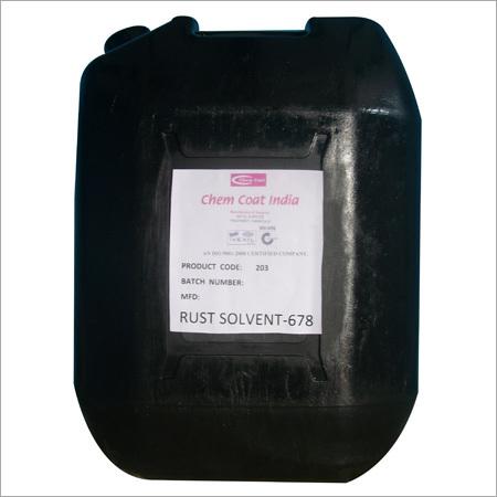 Rust Solvent