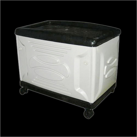 Plastic Single Battery Trolley