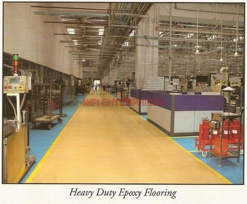 Commercial Epoxy Flooring