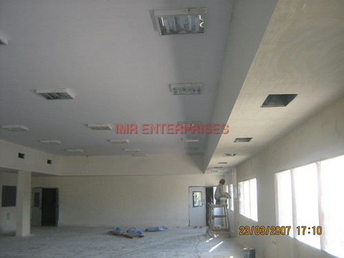 Metal False Ceiling System