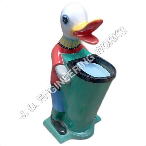 Donald Duck Dustbin