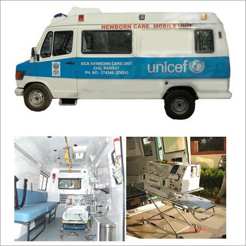 Neo-Natal Ambulance