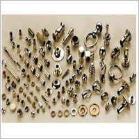 Precision Turned Auto Brass Parts