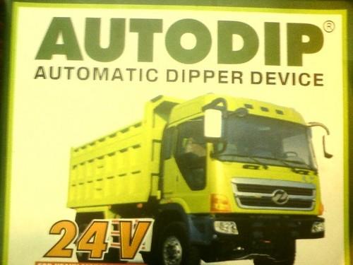 Heavy Motor Vehicles Auto Dip