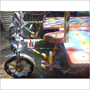 Motorized Pick Up Tricycle