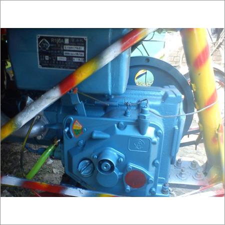 Diesel Engine Operated Motor Van