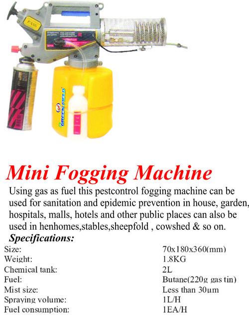 Mini Fogging Machine