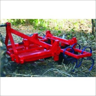Agricultural Stubble Remover