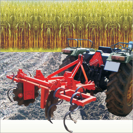 Tractor Stubble Removers