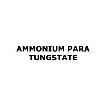 Ammonium Paratungstate