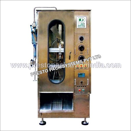 Ghee Vanaspathi Packaging Machine