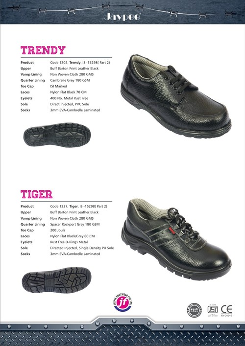 Safety Shoes Trendy,Tiger