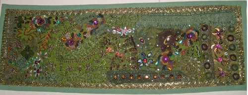 Embroidered Tapestry