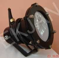 Submersible Light 150 Watts/ 220 Volts. Alu Body