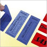 Non Residue Adhesive Security Seals