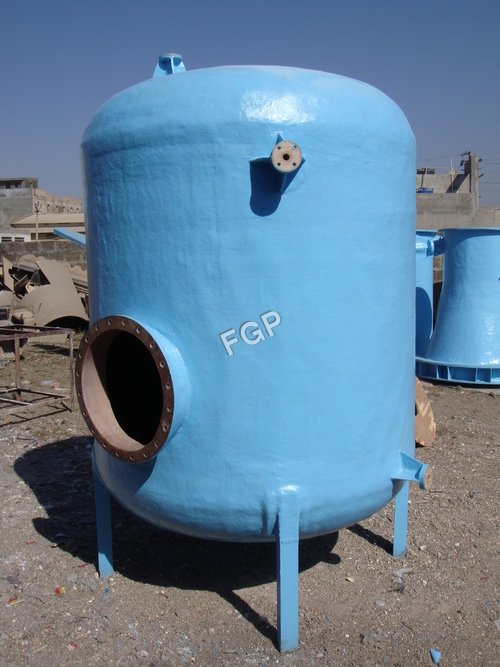 FRP Gas Tank