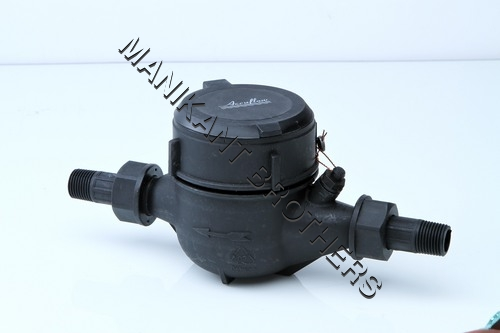 Plastic Body Water Meter