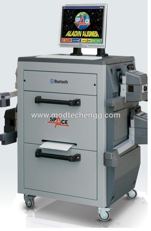 Wheel Alingment Machine
